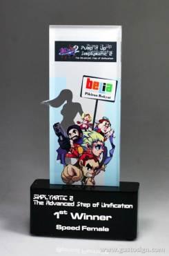 trophy pump it dance belia - gusto sign (1)