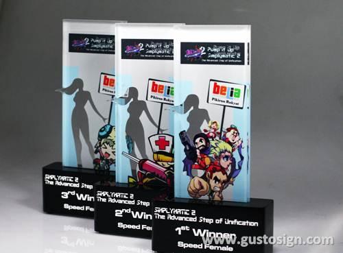 trophy pump it dance belia - gusto sign (4)