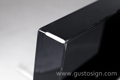 Acrylic Display - Gusto Sign (1)