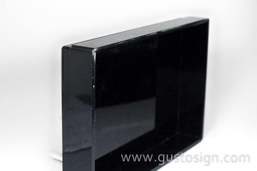 Acrylic Display - Gusto Sign