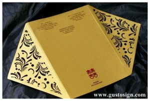 Laser Cut Invitation Card - Gusto Sign (1)