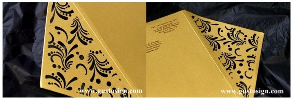 Laser Cut Invitation Card - Gusto Sign (3)