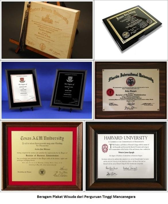 Graduation Plaques