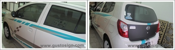 Car Branding - Gusto Sign (2)