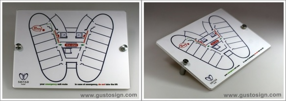 Sign System - Gusto Sign