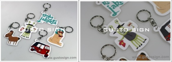 Acrylic Fabrication - Gusto Sign (1)