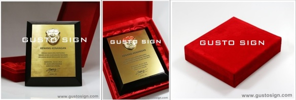 Plakat - Gusto Sign (2)