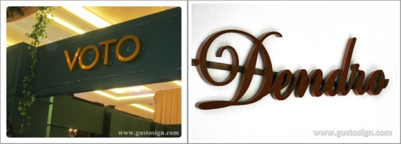 Channel Letter - Gusto Sign (1)