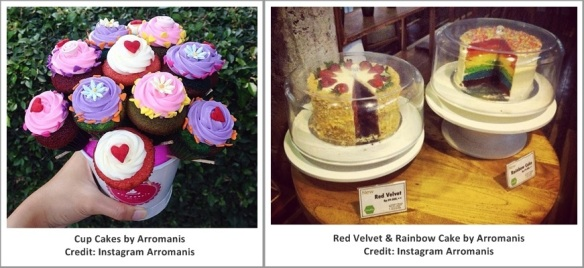 Arromanis Cupcakes Cakes