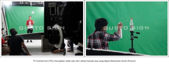 Gusto Pictures - Behind The Scene TVC