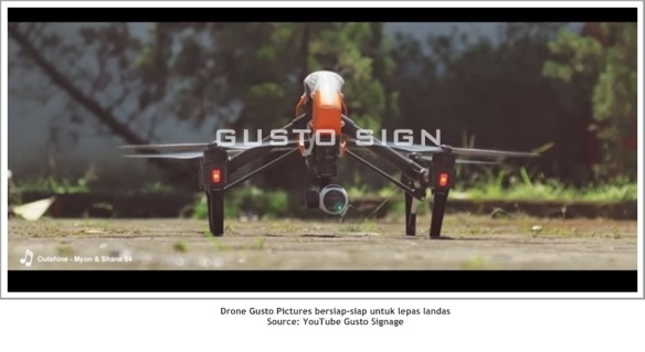Gusto Pictures - Drone Get Ready to Take Off
